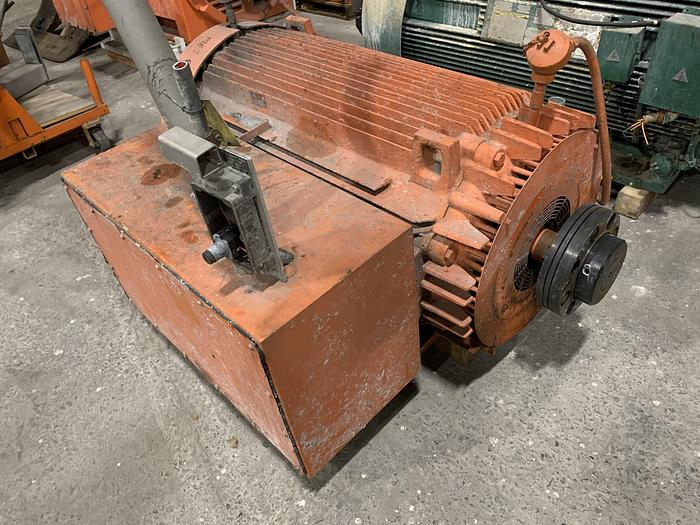 Used GENERAL ELECTRIC MOTOR  HP