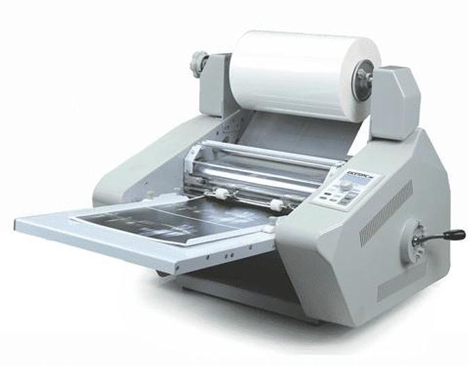 ExcelTopic 380 A3 Semi-Automatic Desktop Laminator