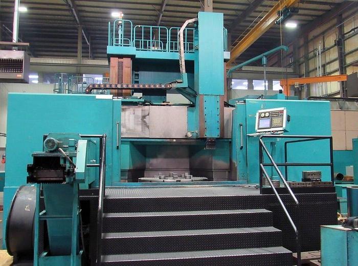 Used 2009 CNC VTL