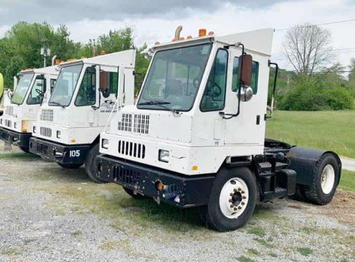 Used 2007 and 2008 Kalmar Yard/Spotter Trucks (3)