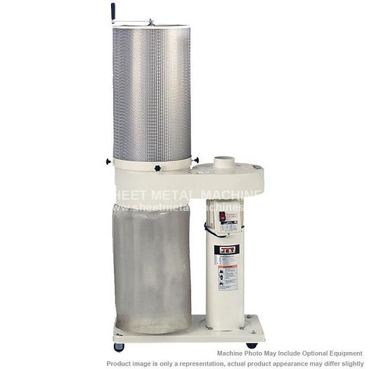JET DC-650 Dust Collector with 2 Micron Canister Kit 708642CK