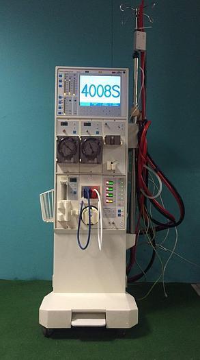 Gebraucht Fresenius 4008B Dialysegerät (Option 4008 S)