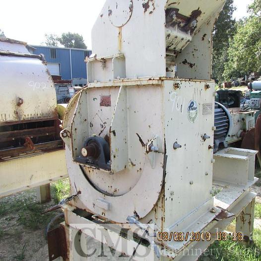 Used Prate 40 HP Hammermill