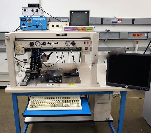 Asymtek 403G Automated Fluid Dispensing System
