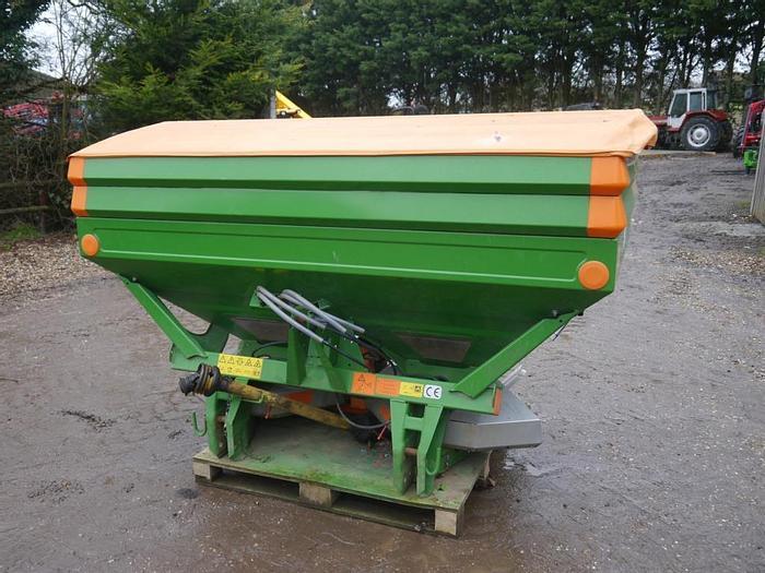 Used Amazone S500 Fertiliser Spreader