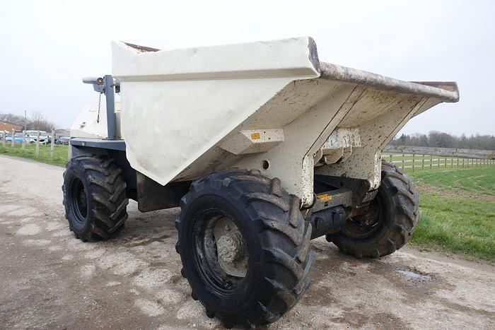 Used 2007 BENFORD TEREX 6 TONNE