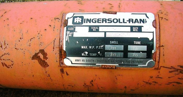 Ingersoll-Rand Coolers: Size 06060: