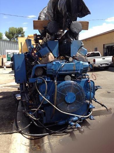 Used Caterpillar G399TA  650kw
