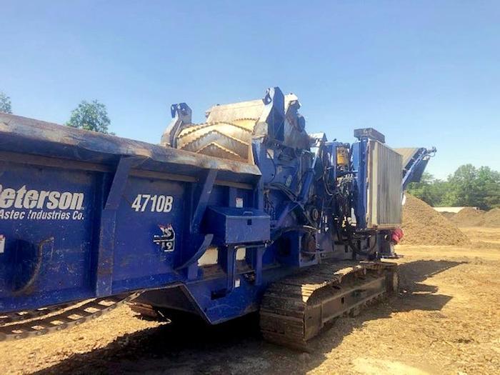 Used PETERSON 4710 on Tracks.