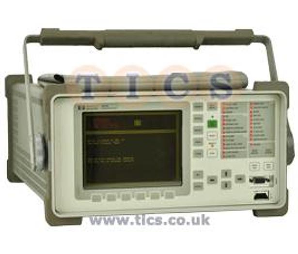 Used Agilent Technologies (HP) HP 37717C / UH3 UKK