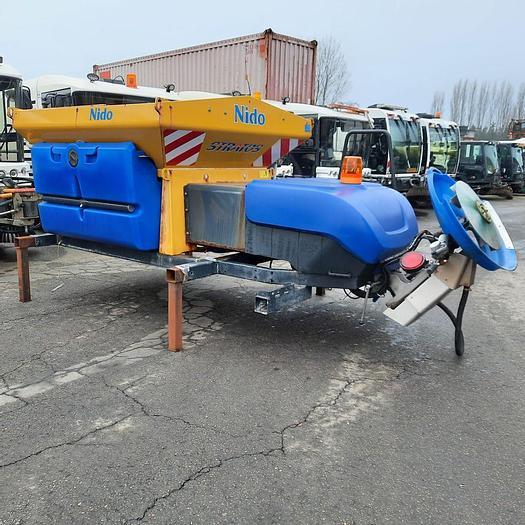Used 2010 Nido Stratos B20-24 VCLN490