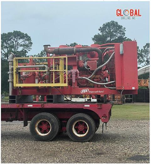 Used Item 0592 : 2007 Ingersoll-Rand XHP 1170/350 Air Compressor