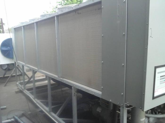 chiller 100 ton , trane screw