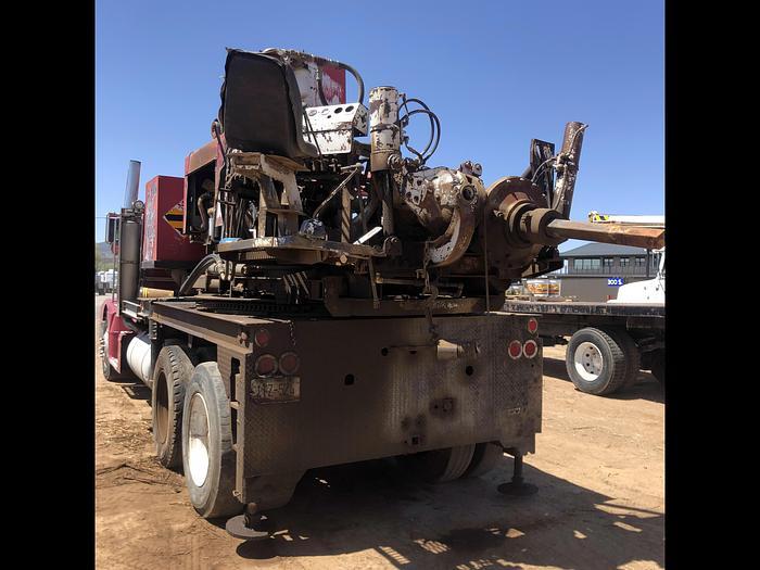 Used HB21241 Sterling Merada Model 64 Auger truck on 1994 Peterbilt Sterling Merada Model 64