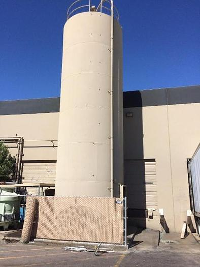 140,000 lb. x  3,000 cu. ft. Vertical Steel Silo