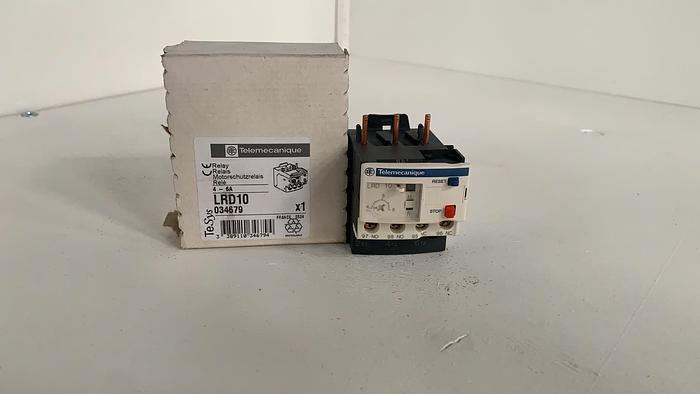 Telemecanique LRD10