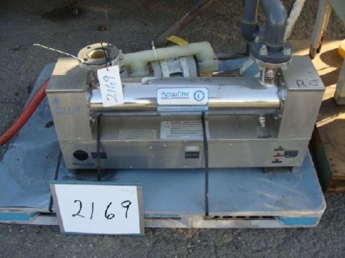 Aquafine Aquafine UV water disinfectant unit #2169