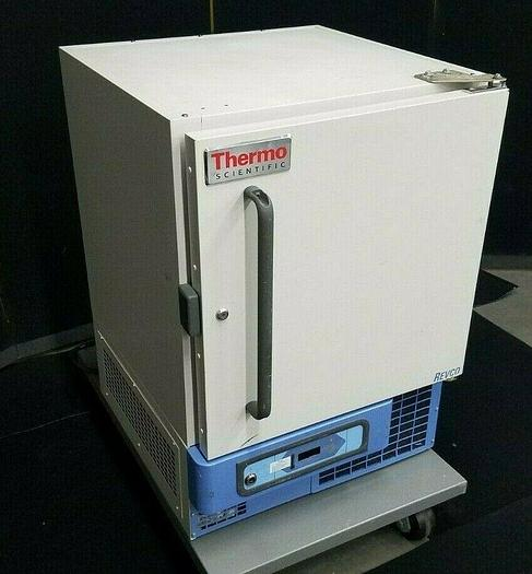 Used Thermo Fisher Revco REL 404A High Performance Lab Refrigerator TESTED!