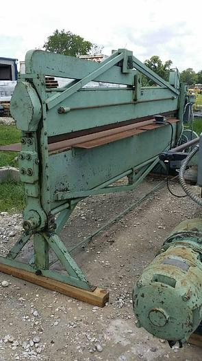 Shear and Press Brake For Sale