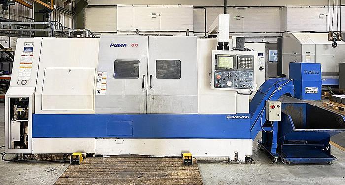 Used DOOSAN PUMA 400 B - 2004