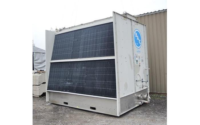Used USED COOLING TOWER, B.A.C. COOLING TOWER, CAPACITY: 268 TONS