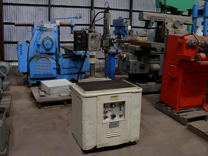 Used 26-Amp Electro Arc Model 2DBQT Metal Disintegrator