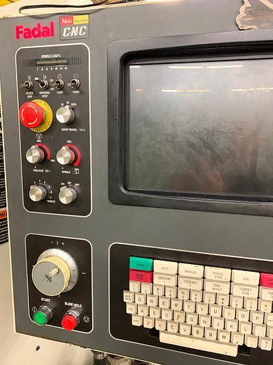 2000 Fadal VMC-3016