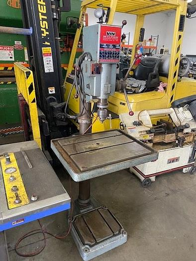 "Used Wilton 20600 Geared Head 20"" Drill Press #5980"