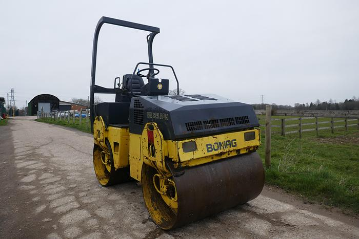 Used BOMAG BW125 ADH