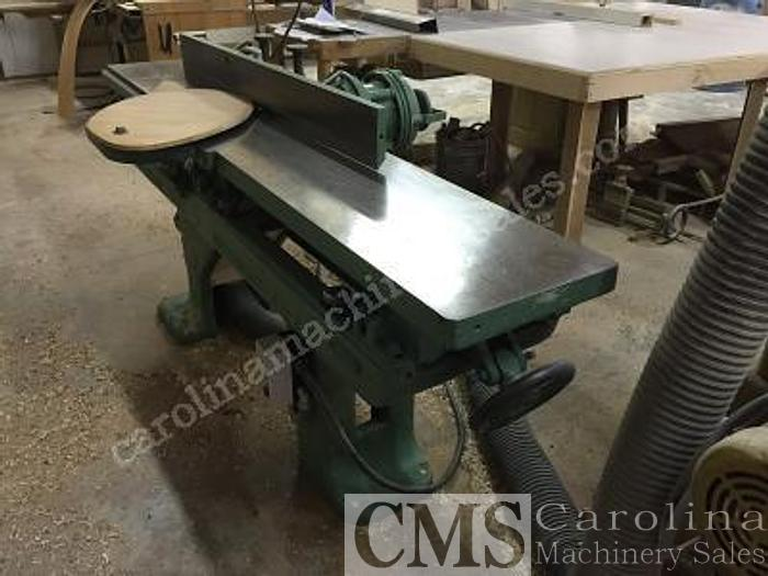 "Used J. Lee Hackett 12"" Jointer"