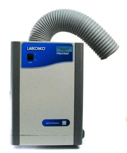 Used Labconco 3970000 FilterMate Portable Exhauster w/ HEPA Filter  (7451)W