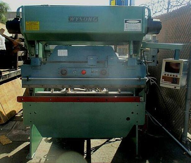 Used Wysong H-3572
