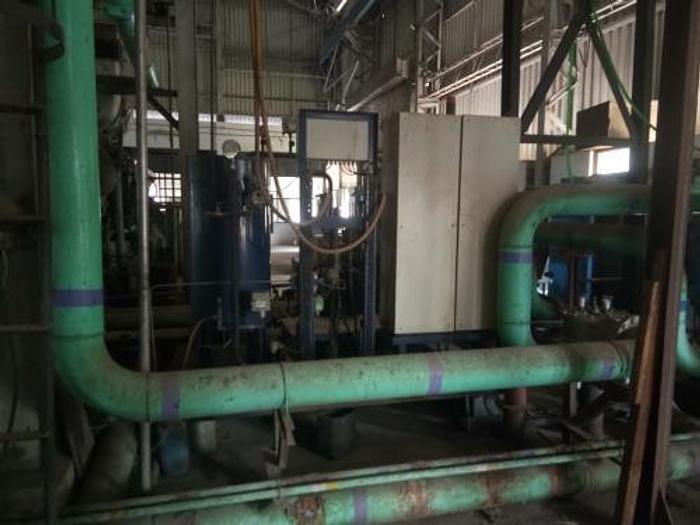 Used 6.2 MW 2000 Used Niigata 18V32CLX HFO Captive Power Plant