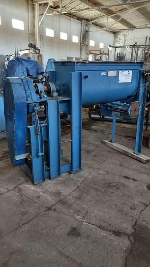 Used 7 CU. FT. RIBBON BLENDER - S/S - JACKETED (#9875)