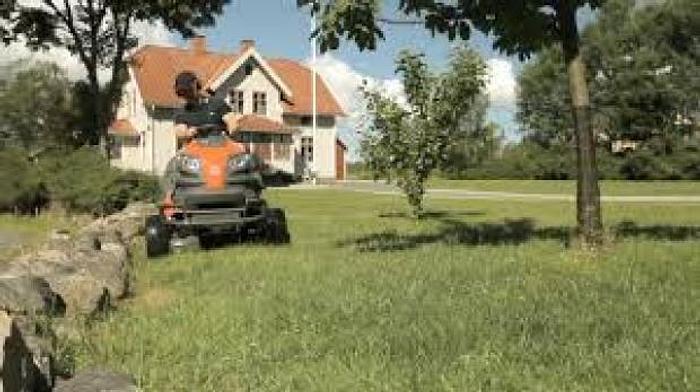 Husqvarna garden tractors
