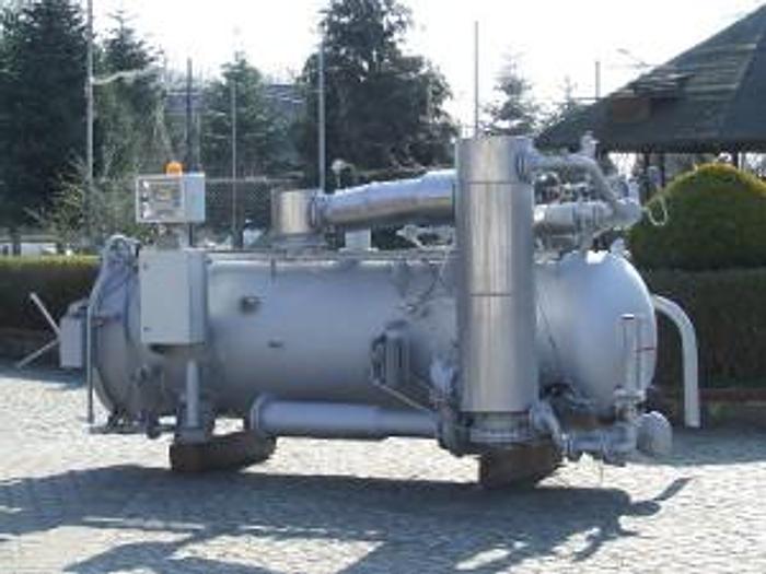 Sterylizator – autoklaw 4-koszowy WSA 7 z pełną automatyką procesu