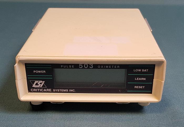 Gebraucht CSI CRITICARE Pulse 503 Oximeter Pulsmesser