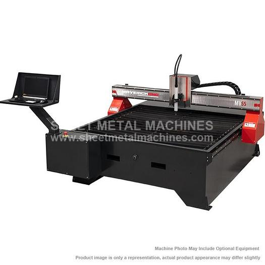 MAVERICK CNC MV 5' x 5' Plasma Cutting Systems