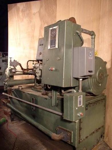 Used 60 HP Scott Hydraulic System; 80 gal Tank; 3,000 psi