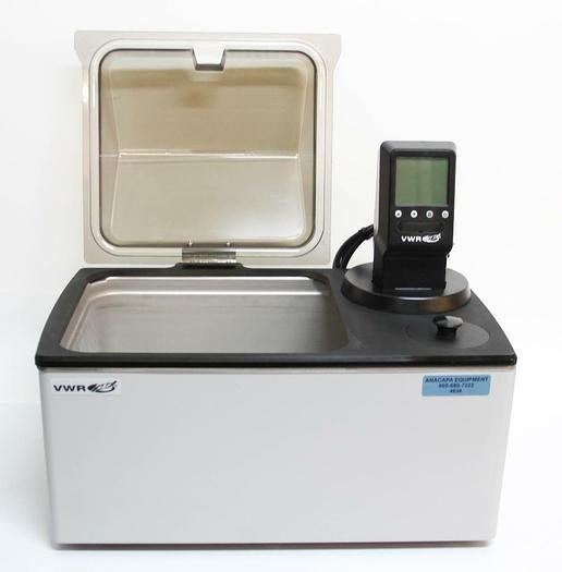 Used VWR 89202-922 28L Coliform Stainless Bath & MX Controller MX28C135-V11B (4638)c