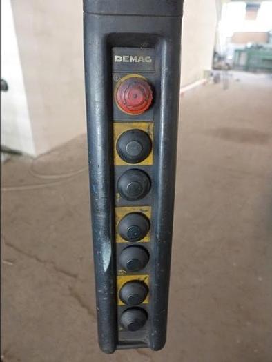 Brücken - Kran 10to. DEMAG DH 525 H12