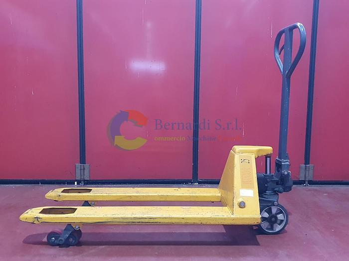 Usata Transpallet Junior 25 portata 2500 kg Usato