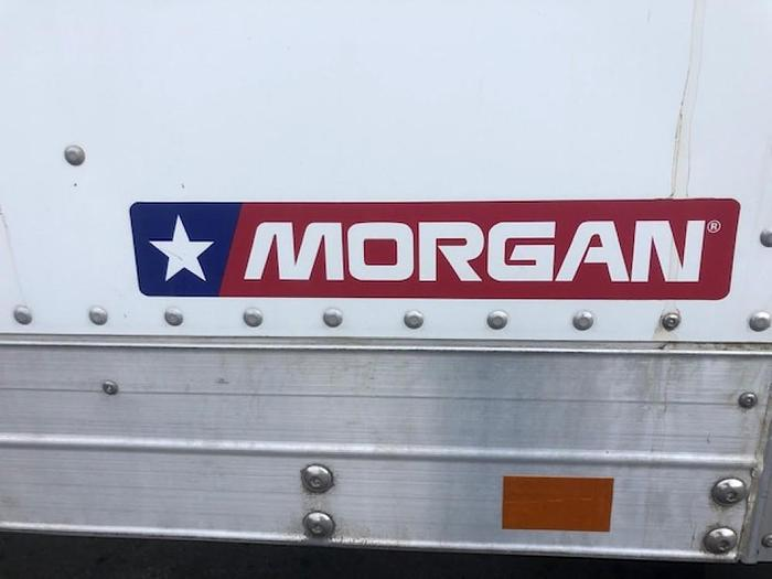 2012 MORGAN DRY BOX 24X102