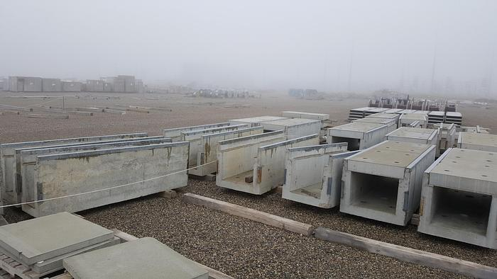Concrete Trenches & Covers