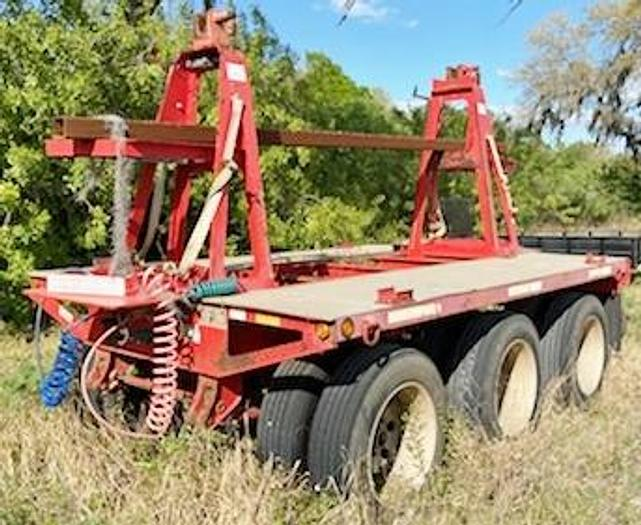 Used 2007 Nelson Manufacturing Boom Dolly