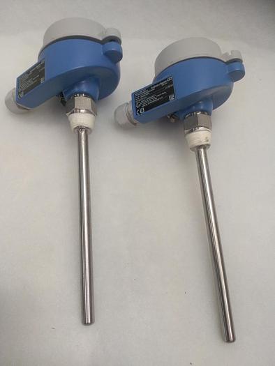 Modulares Thermometer TMT181, TR11-EBEBHSXG2000, Endress und Hauser, Ex, neu