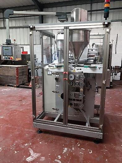 Used Preci (Italy) Sachet Machine
