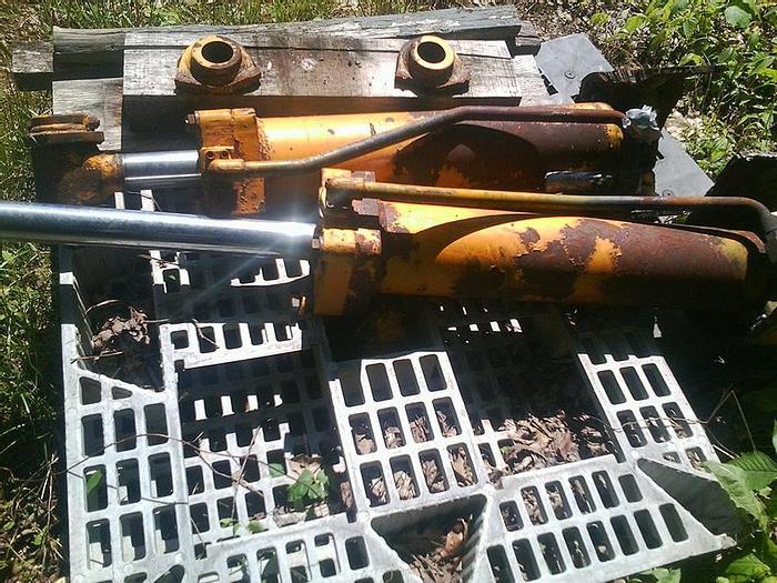 Used John Deere 544C Wheel Loader