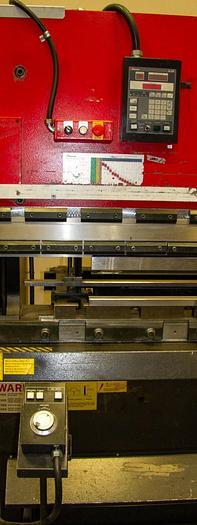 2005 88 Ton Amada RG-8024LD CNC Prress Brake