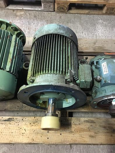 Used 11 kW, Electric motor